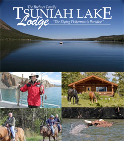 Visit Tsuniah lake Lodge